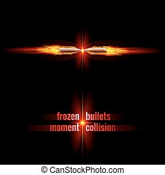 Bullets collision