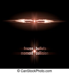Bullets collision