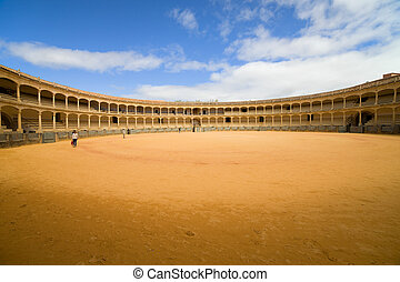 Bullfighting Arena in Ronda