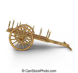 Bullock cart - A bullock cart or ox cart is a two-wheeled or...