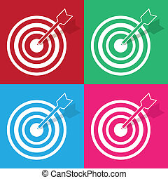 Bullseye Colors