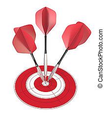 bullseye.