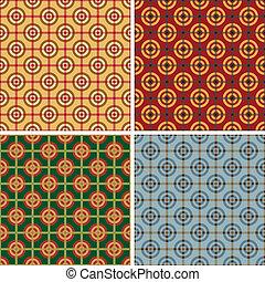 Bullseye Patterns