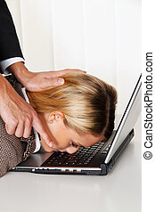 bullying at work - bullying in the workplace. aggression and...