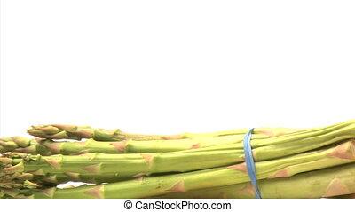 Bunch asparagus - Bunch green asparagus