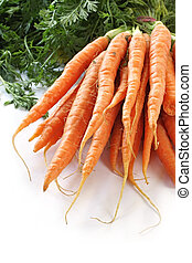 Bunch of Baby Carrots