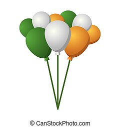 bunch of balloons decoration