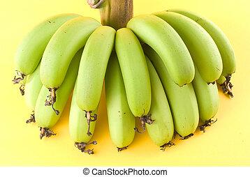 Bunch of banana fruits