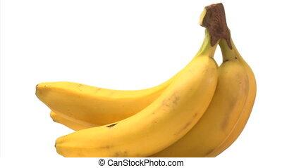 Bunch of bananas - Bunch of yellow bananas