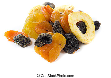 Bunch of dried fruits - A picture of a bunch of dried fruits...