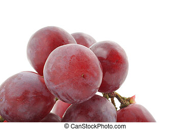 bunch of grapes real