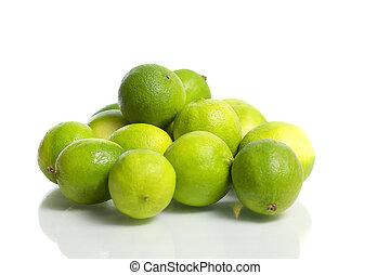 Bunch of lemons