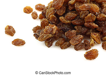 bunch of raisins
