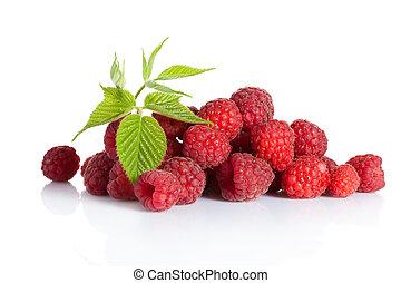 bunch of ripe berries