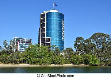 Bundall Corporate Centre complex Gold Coast Australia - GOLD...