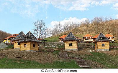 Bungalow cottages