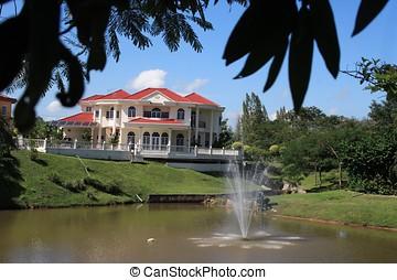 Bungalow resort
