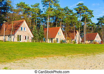 Bungalows in a bungalowpark - Nice bungalows in a...
