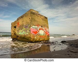 Bunker - bunker