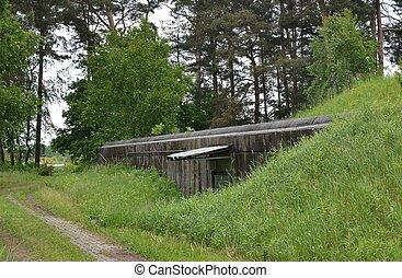 bunker, hidegháború