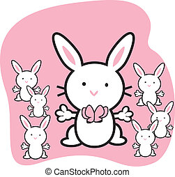 bunnies in pink.eps