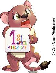 Bunny as of April