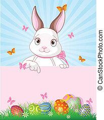bunny easter, desenho