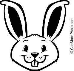 bunny rabbit clip art and stock illustrations 43 715 bunny rabbit rh canstockphoto com Bunny Clip Art bunny rabbit clipart black and white