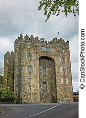 Bunratty castle in Ireland