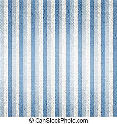 bunte, blauer hintergrund, streifen, weißes