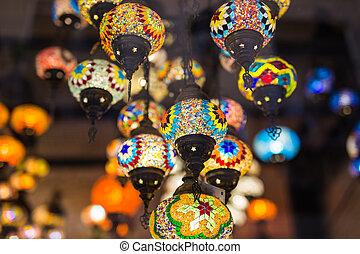 Lampen Mosaik Turkisch Turisk Lampen Mosaik Typisch