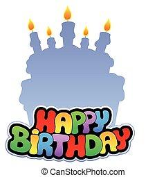 buon compleanno, tema, 2
