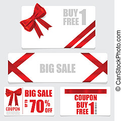 buono, fine, set, prezzo, etichette, vendita, vou, risparmi, anno, etichetta