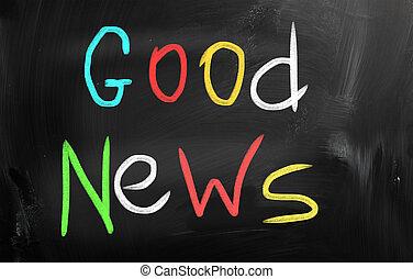 buono, news!