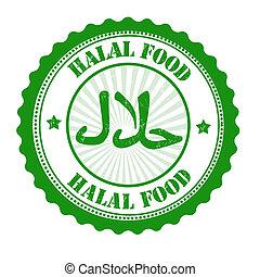 buono pasto, halal