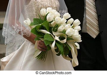 buquê casamento