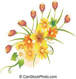 buquê floral