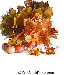 buquet, outono