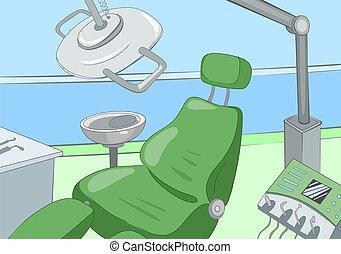 bureau dentaire