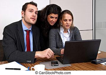 bureau, discussion