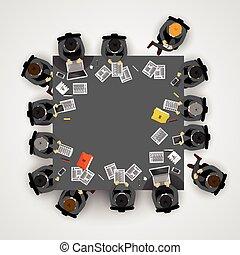 bureau, groupe, fonctionnement, professionnels