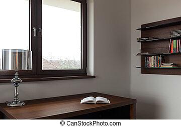 bureau maison, intérieur