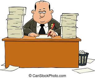 bureaucraat