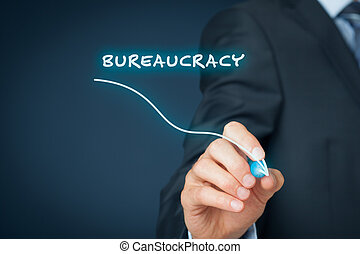 Bureaucracy reduction