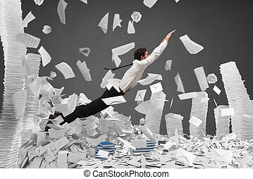 bureaucratie, évasion