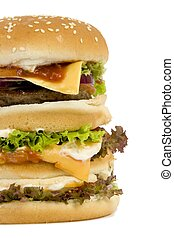 Burger cropped