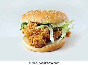 Burger fast-food