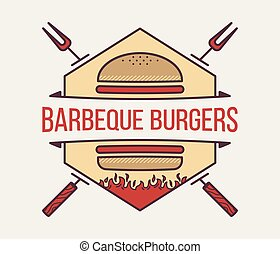 Burgers barbeque
