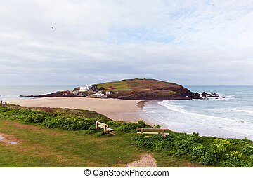 Burgh Island South Devon England UK