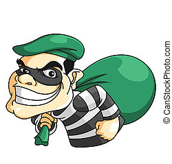 burglar illustrations and clip art 5 596 burglar royalty free rh canstockphoto com burglar clipart cartoon burglar clipart